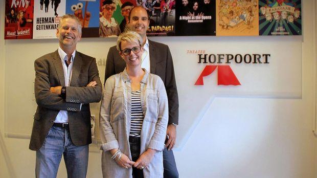 Ready4IT en Anholts steunen Theater Hofpoort