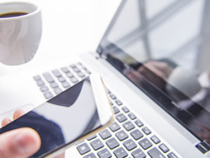 Mobiel werk vaak niet of ad hoc geregeld