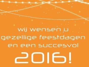 Ready4IT wenst u gezellige feestdagen en een succesvol 2016!