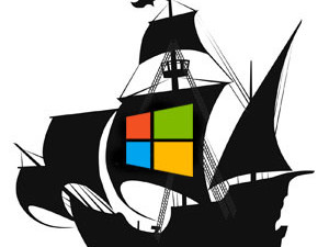 Microsoft start jacht op illegale kopieën Windows en Office
