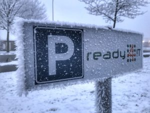 Data parkeren in de Ready4IT Cloud