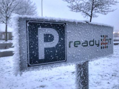 Sneeuw? Via de digitale snelweg kunnen uw medewerkers wél gewoon naar kantoor komen
