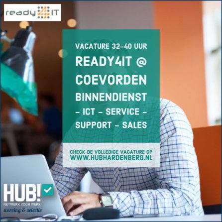 Ready4IT Coevorden HUB!
