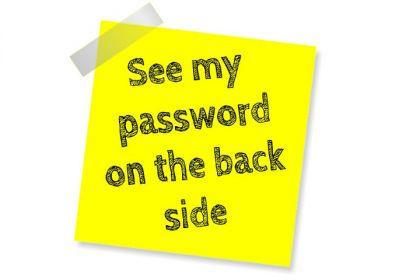 Domme wachtwoorden